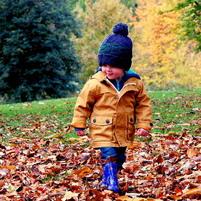 fall-little-boy-leaves